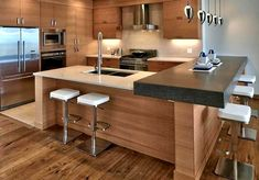 Ilot Centrale Cuisine Affordable Cuisine Ilot Centrale But Ikea With Ikea Cuisine Ilot Central With Modern Kitchen Plans, Kitchen Ideas, Ikea Inspiration, L Shaped Kitchen, Dinner Recipes For Kids, Cuisines Design, Ikea Kitchen, Home Interior, Cheap Home Decor