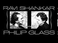 Ravi Shankar w/ Glass 1990 - Passages