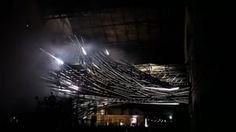1024 x VITALIC Ocean Climax Festival 2015 Darwin Ecosystem / Bordeaux / FR  Vortex supercharged with LED Lighting and VideoMapping Powered by MadMapper  More…