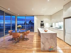 Photo of a kitchen design idea from a real Australian home - Kitchen photo 16762945. Browse hundreds of kitchen photos in the Home Ideas Kitchen galleries.