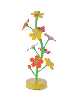 FLOWERS Redo - stolová LED lampa s kvietkami - 440mm