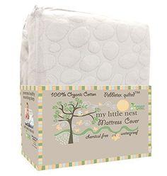 Christopher Knight Home My Little Nest Organic Pebble Tex Crib Mattress Pad Baby #ChristopherKnight
