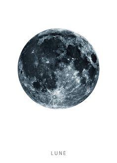 Lune, julisteet