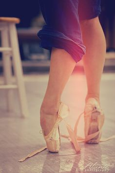 Dancing... I wasn't the best dancer, I wasn't a perfect dancer, but I loved what I was doing, and I miss it so much.