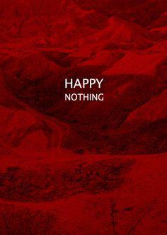 HAPPY NOTHING - Yurian Quintanas Nobel