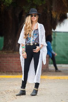 30+ Stylish Folks Spotted At Outside Lands #refinery29  http://www.refinery29.com/outside-lands-street-style#slide44  Stylist-slash-goddess Amy Soderlind keeping things pretty, per usual.