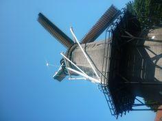 """Workin Mill """"de Zandhaas"""" in Sanpoort, Netherlands"""