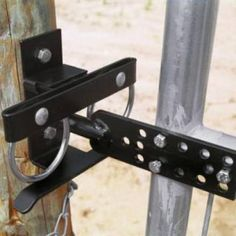 GATE LATCH E-Z - 2 Wege Torverschluss - Profi-Tack