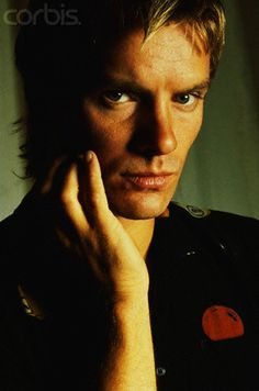 Sting in Billiard Ball Shirt 1985