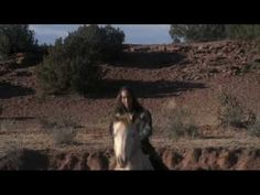 """""""Tatanka Means"""" portraying """"Crazy Horse"""" in the movie """"Into the West"""" - YouTube"""
