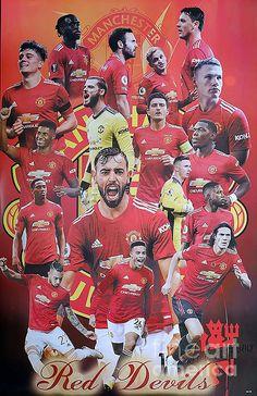 Manchester Logo, Manchester United Poster, Manchester United Old Trafford, Manchester United Players, Marcus Rashford, Football Wallpaper, Man United, Fine Art America, The Unit