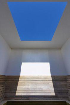 'Skyscapes', de James Turrell (Peter Huggins)