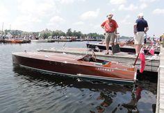 "Loonacy"" a 20 foot gentlemen's racer built in 2005 by Fish Brothers of Queensbury New York for John Trainer."