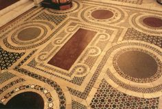 Byzantine Mosaics, Saint Matthew, Just Beauty, 11th Century, Mosaic Art, Textured Walls, Art And Architecture, Stained Glass, Floors