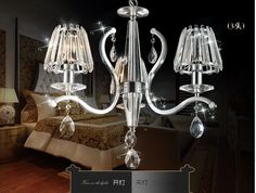 (68.97$)  Buy here - http://aildw.worlditems.win/all/product.php?id=32502072987 - 2015 Newly 3/6/8/10+5/8L head fashion grape K9 crystal chandelier living room/children's bedroom lamp E14 candle lamp 110V 220V