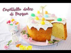 CASATIELLO DOLCE A MODO MIO | BRIOCHE DI PASQUA 🐰🐣| Le ricette di DELIZIEePASTICCi di Marzia - YouTube Vanilla Cake, Birthday Cake, Biscotti, Youtube, Desserts, Food, Brioche, Tailgate Desserts, Deserts