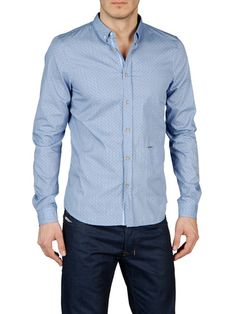 DIESEL - Shirts - SPACIFICOL-S 00LXG