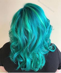 """8,831 Likes, 28 Comments - Pulp Riot Hair Color (@pulpriothair) on Instagram: """"@evolvestudiolaura is the artist... Pulp Riot is the paint."""""""