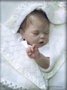 Beautiful Reborn Doll Baby Custom Made From Eleonora Kit By Sabine Hansen | eBay