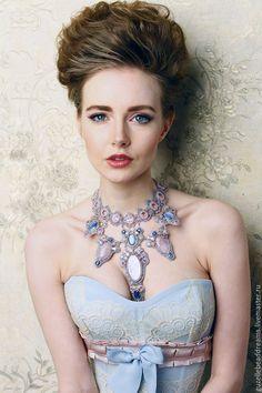 Купить Нежный сон - бледно-розовый, винтжная роза, пепельная роза, свадебное украшение