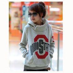 Ohio State Hoodie Sweatshirt
