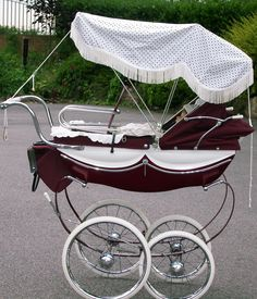 Ferriley & Fitz Filipo Eco Leather 3 in 1 Pram Combi Stroller (car seat incl. Baby Doll Strollers, Toddler Stroller, Pram Stroller, Baby Prams, Stroller Blanket, Vintage Stroller, Vintage Pram, Silver Cross Prams, Rock A Bye Baby