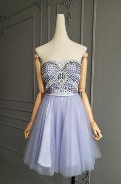 Orange Blush, Purple Grey, Blush Pink, Lavender Prom Dresses, Platinum Grey, Cocktail Dress Prom, Tulle, Formal Dresses, Fashion