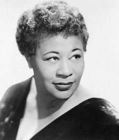 """Today in Black History, 4/25/2014 - Ella Jane Fitzgerald, hall of fame jazz and pop vocalist, was known as the """"First Lady of Song"""". For more info, check out today's blog!"""