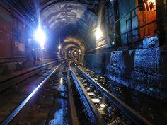 subway underground