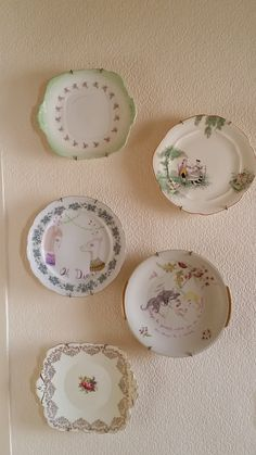 art plates as a collection