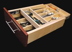 Two-level drawers | Woodworking Network