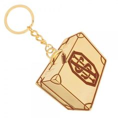 NEW Fantastic Beasts and Where to Find Them Suitcase Metal Keychain Harry Potter #Bioworld