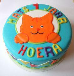 Cat Birthday, Birthday Cake, Bake My Cake, Cupcake Cakes, Cupcakes, Cake & Co, Marzipan, Cake Smash, Cake Toppers