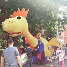 Dragon's parade 2015