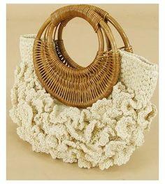 bolsa em crochê ~ Arte De Fazer   Ideias de Decoração e Artesanato