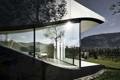 The Mirror House by Peter Pichler | THE ICONIST #mirror #mansion #reflection #geometry #glass