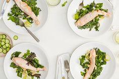 Coconut Poached Salmon | goop.com