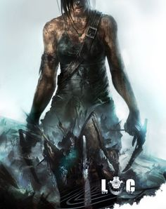 Lara Croft.   Rise of a survivor.