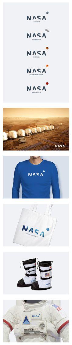 NASA redesign concept