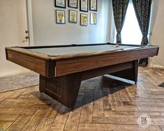 Finished Refelting This Foot Brunswick Pool Table In Irvine - Brunswick windsor pool table