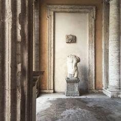 "sonambulosinsomnes:  "" Museo Capitolino  Ig: carlanolalliv  """