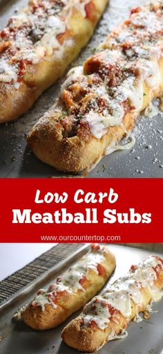 Carb Meatball Sub These low carb meatball subs are a perfect recipe for those on their weight loss journey!These low carb meatball subs are a perfect recipe for those on their weight loss journey! Keto Foods, Us Foods, Keto Snacks, Meatball Sub Recipe, Meatball Subs, Meatball Recipes, Filet Mignon Roast, Healthy Meatballs, Aperitivos Keto