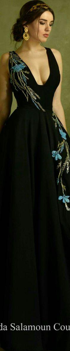 Randa Salamon Couture 2017