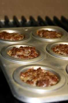 Kids that Cook: Cheeseburger Meatloaf Muffins