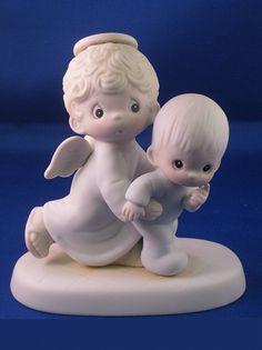Precious Moments Figurines | Baby's First Step - Precious Moment Figurine
