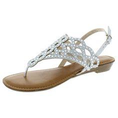 88be78d9c Slingback Sandal Zigi-Soho-Womens-Mariane-Silver-Slingback-Sandals-