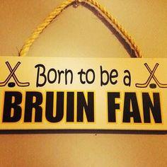 Bruins...