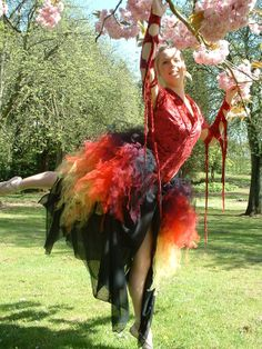 Firebird costume