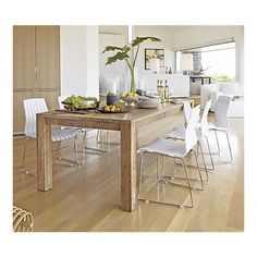 """Pacifica 87"""" Dining Table"""