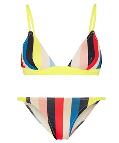Every Single Item You Need to Pack in Your Beach Tote - SOLID AND STRIPED Bikini from InStyle.com